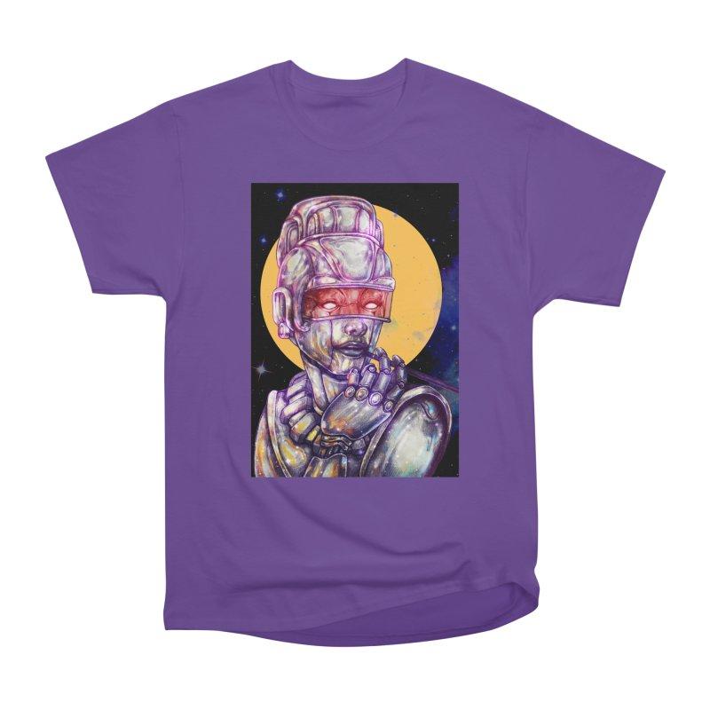Iron Audrey Women's Heavyweight Unisex T-Shirt by villainmazk's Artist Shop