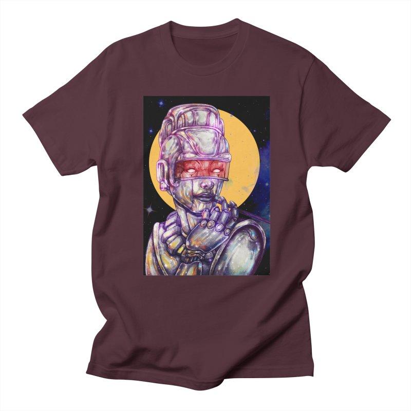 Iron Audrey Men's T-Shirt by villainmazk's Artist Shop