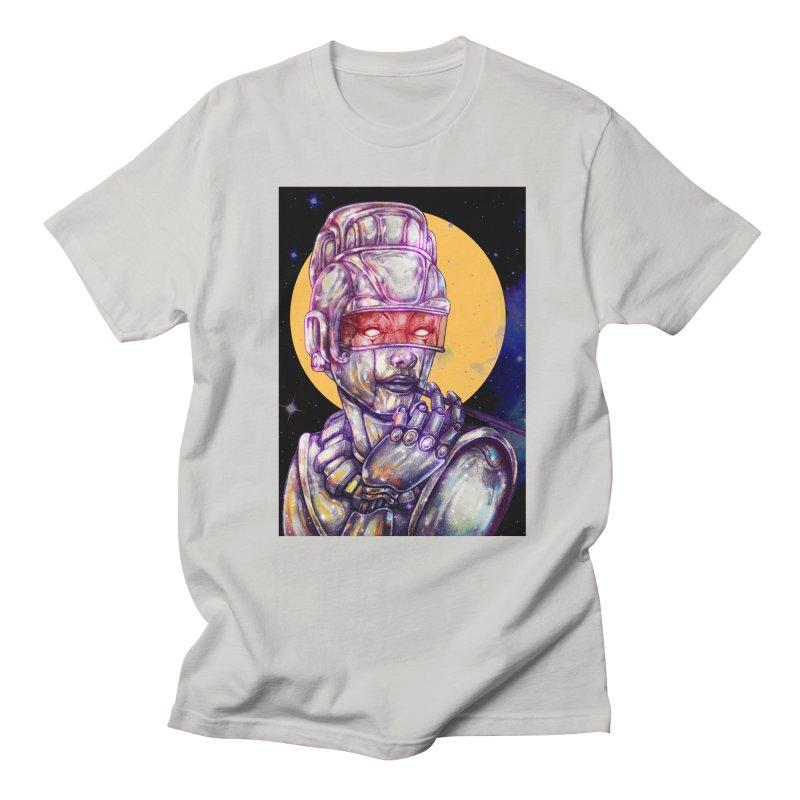 Iron Audrey Men's Regular T-Shirt by villainmazk's Artist Shop