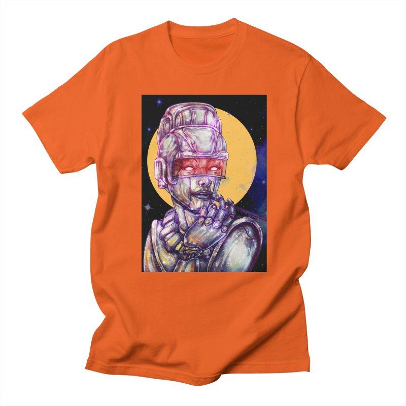 Iron Audrey Women's Unisex T-Shirt by villainmazk's Artist Shop
