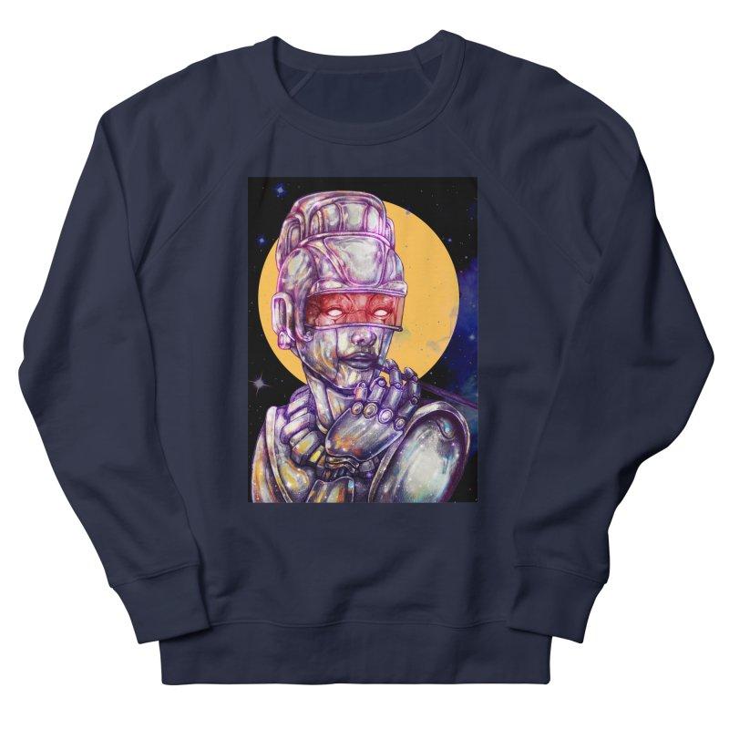 Iron Audrey Men's Sweatshirt by villainmazk's Artist Shop