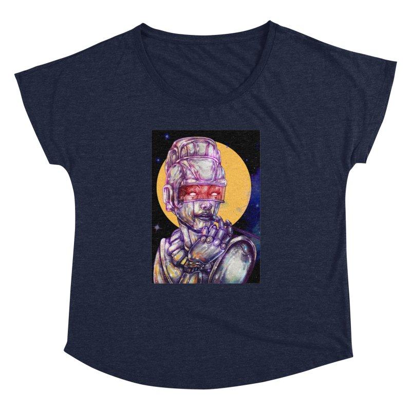 Iron Audrey Women's Dolman by villainmazk's Artist Shop