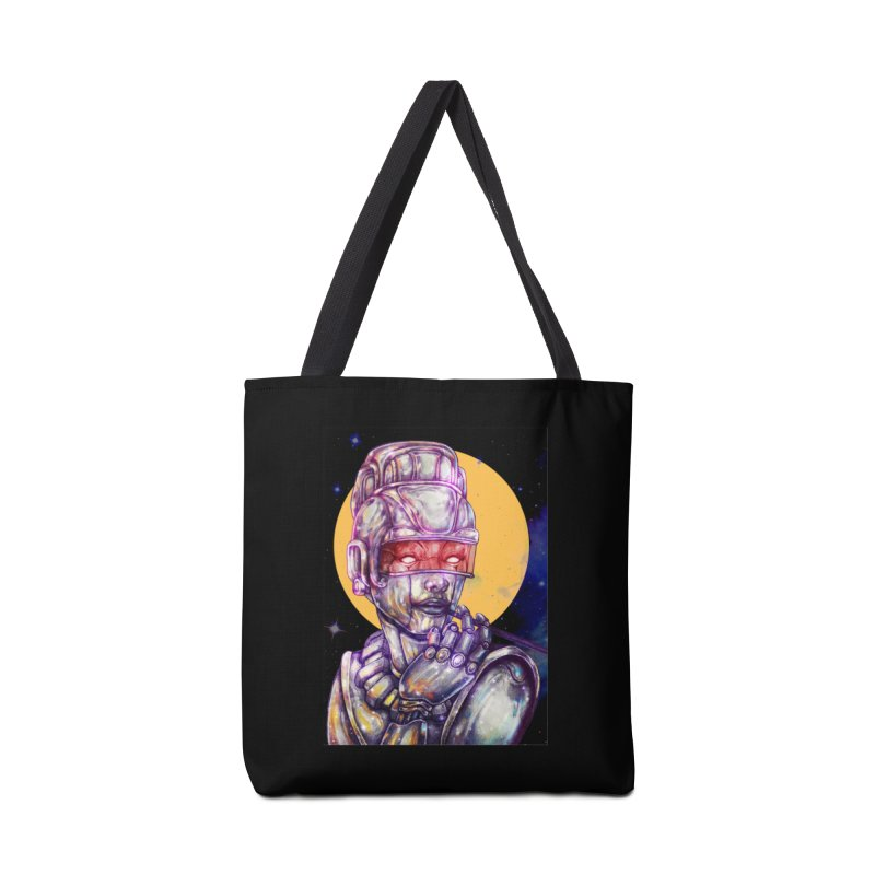 Iron Audrey Accessories Tote Bag Bag by villainmazk's Artist Shop