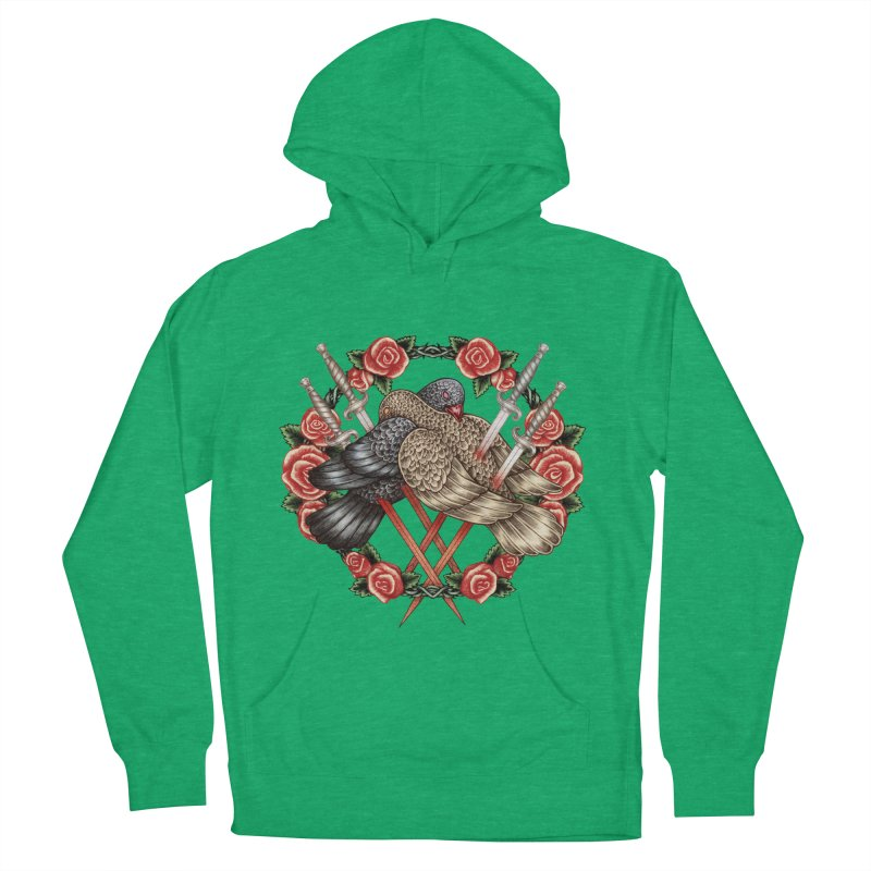 Forgive Me Women's French Terry Pullover Hoody by villainmazk's Artist Shop