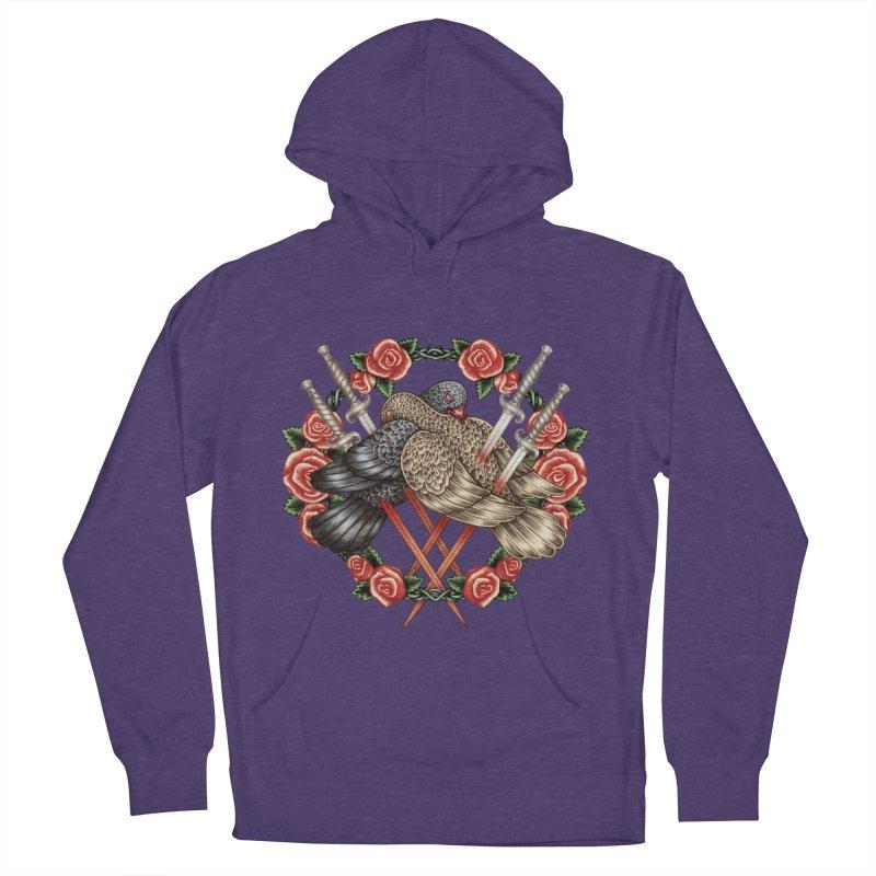 Forgive Me Women's Pullover Hoody by villainmazk's Artist Shop