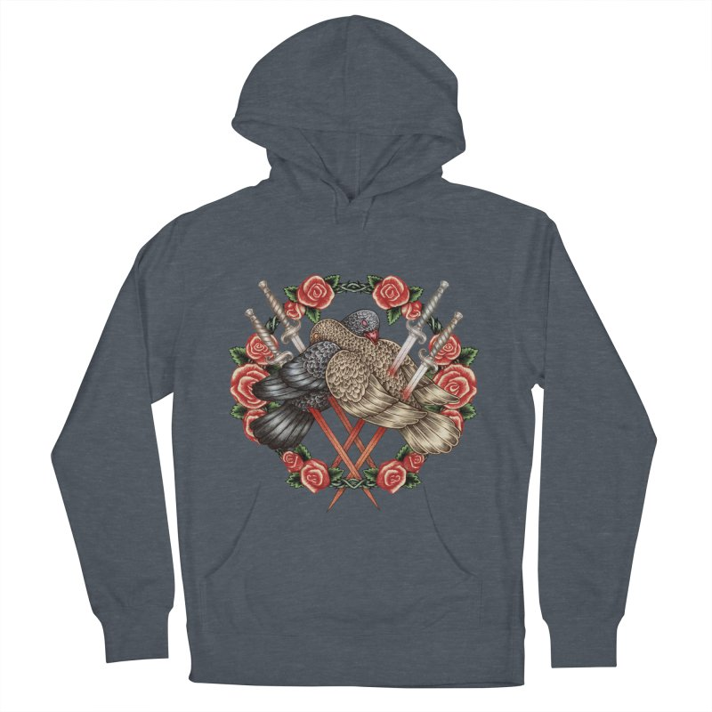 Forgive Me Men's Pullover Hoody by villainmazk's Artist Shop