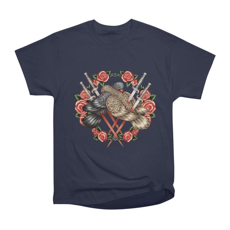 Forgive Me Men's Heavyweight T-Shirt by villainmazk's Artist Shop