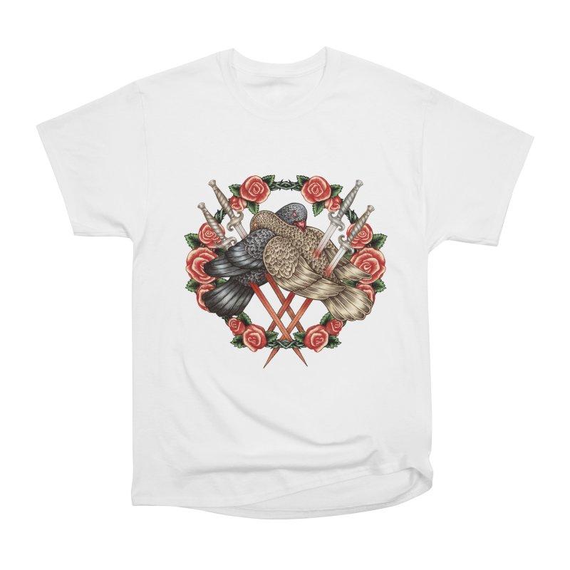 Forgive Me Women's Heavyweight Unisex T-Shirt by villainmazk's Artist Shop