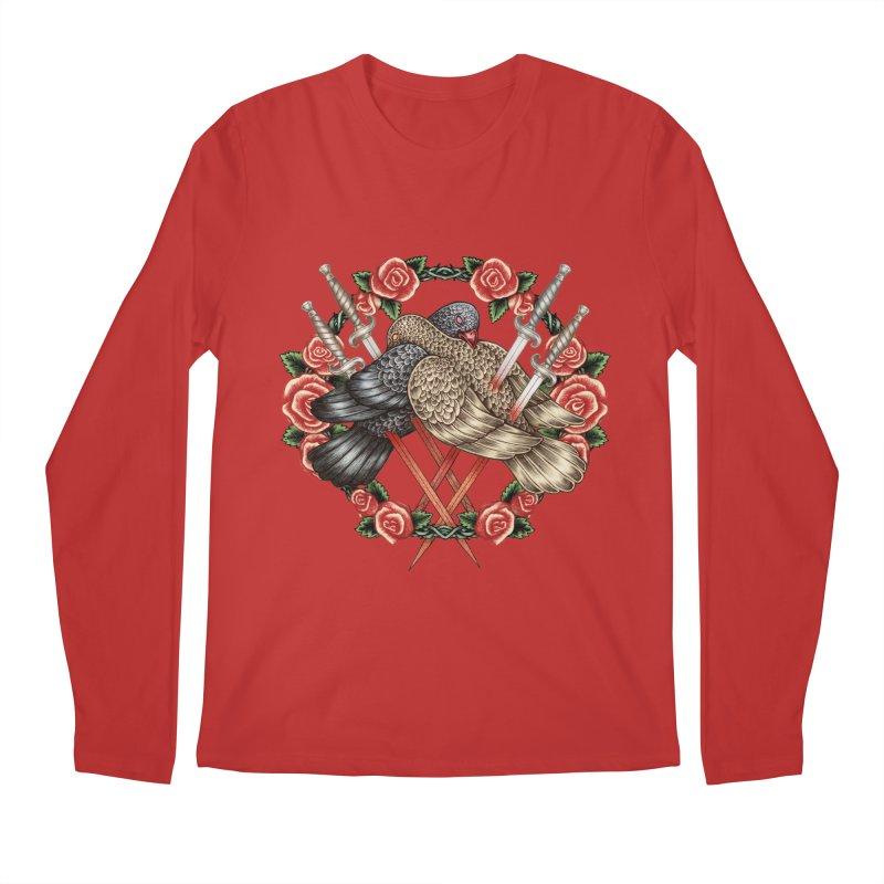 Forgive Me Men's Longsleeve T-Shirt by villainmazk's Artist Shop