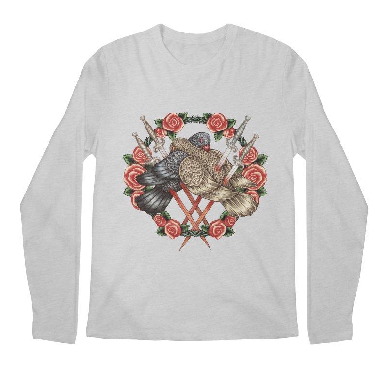 Forgive Me Men's Regular Longsleeve T-Shirt by villainmazk's Artist Shop