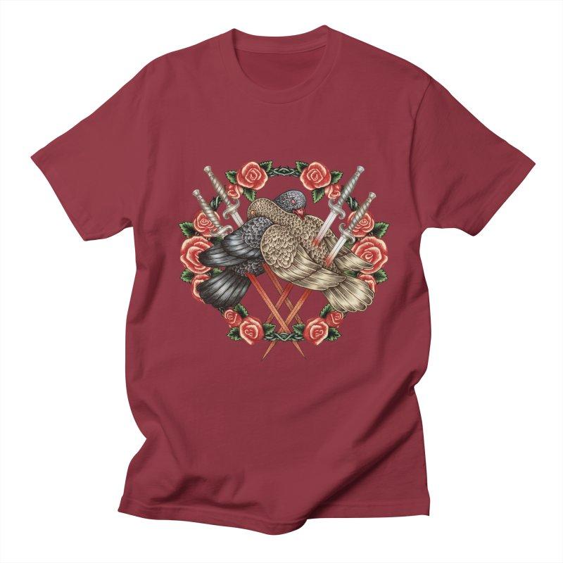 Forgive Me Men's Regular T-Shirt by villainmazk's Artist Shop