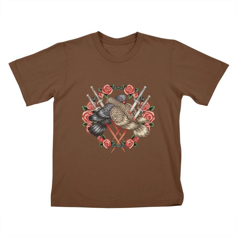 Forgive Me Kids T-Shirt by villainmazk's Artist Shop