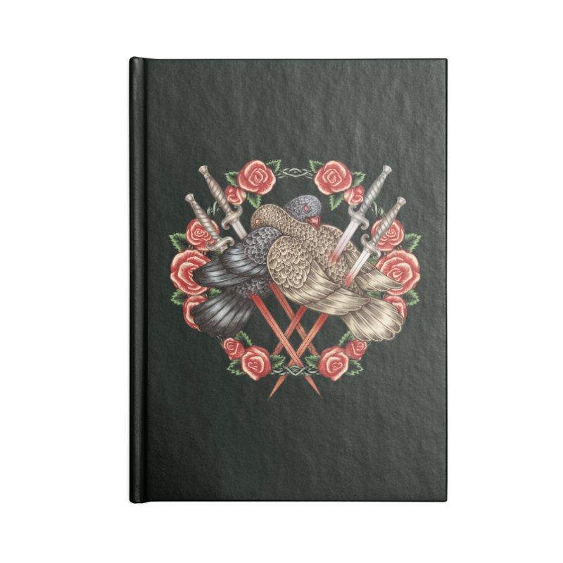 Forgive Me Accessories Notebook by villainmazk's Artist Shop