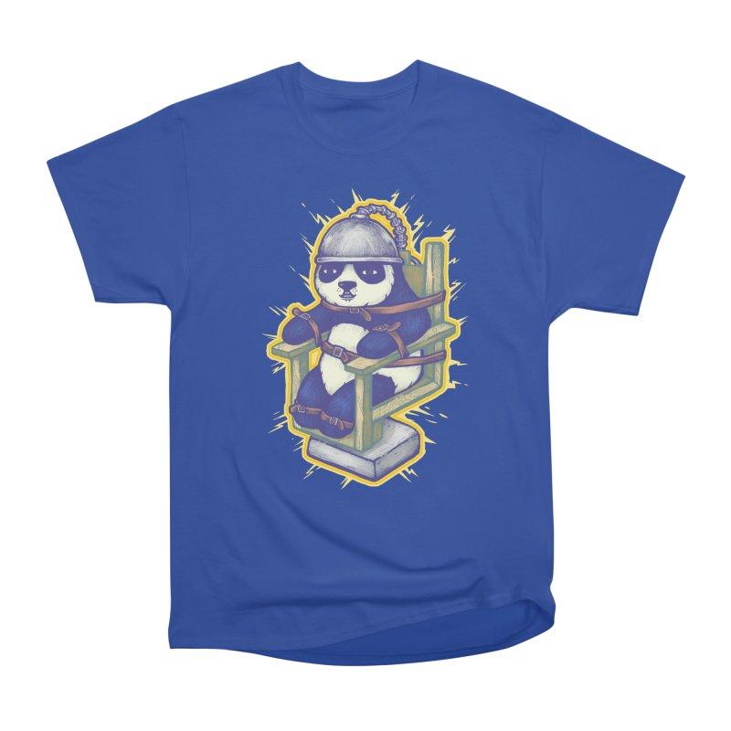 Electric Panda Men's Classic T-Shirt by villainmazk's Artist Shop