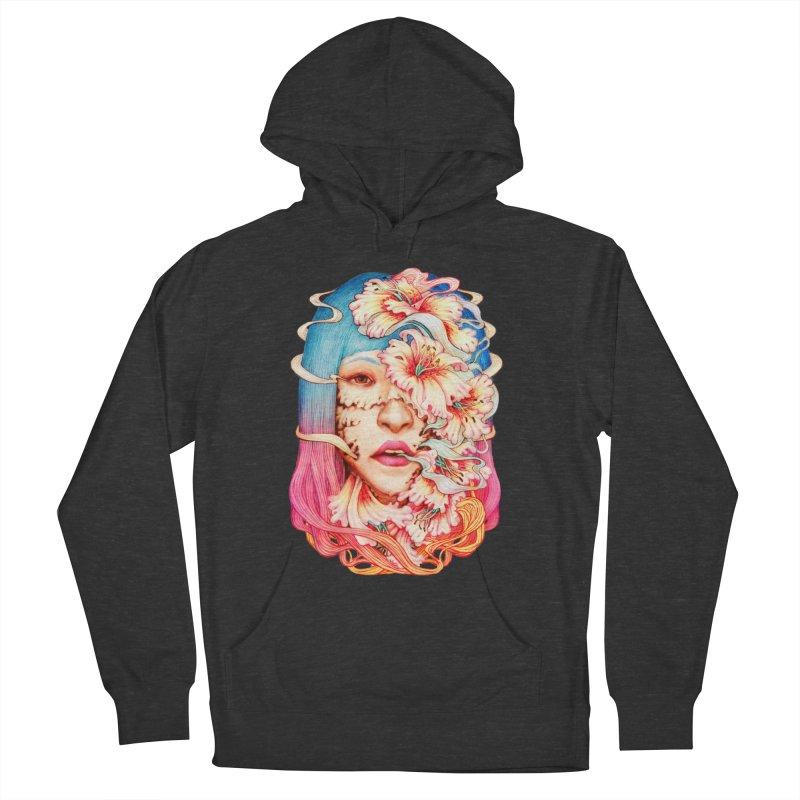 The Shape of Flowers Women's Pullover Hoody by villainmazk's Artist Shop