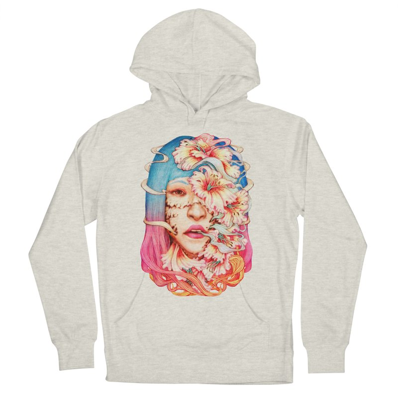 The Shape of Flowers Women's Pullover Hoody by villainmazk's Artist Shop