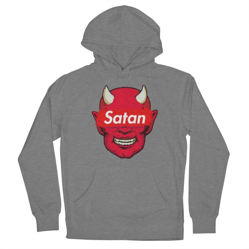 Satan Supreme Women's Pullover Hoody by villainmazk's Artist Shop