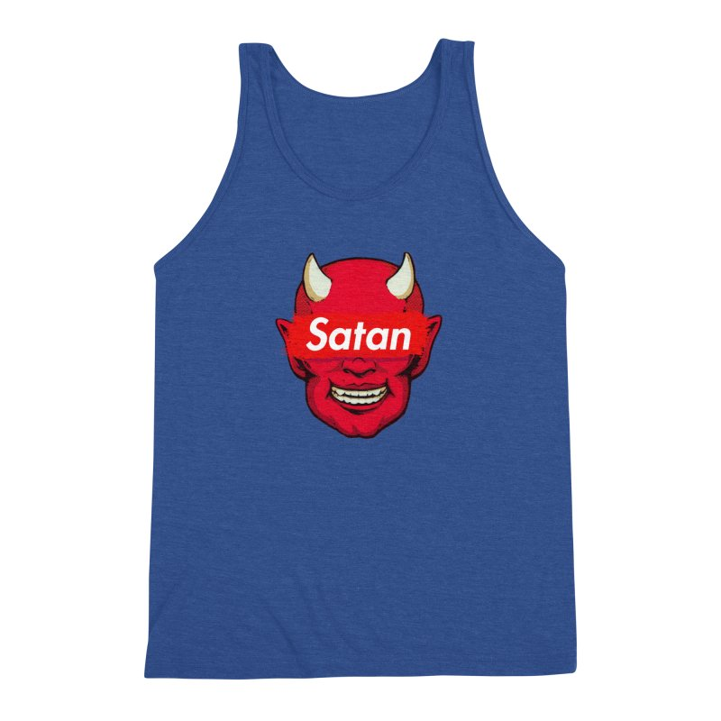 Satan Supreme Men's Tank by villainmazk's Artist Shop