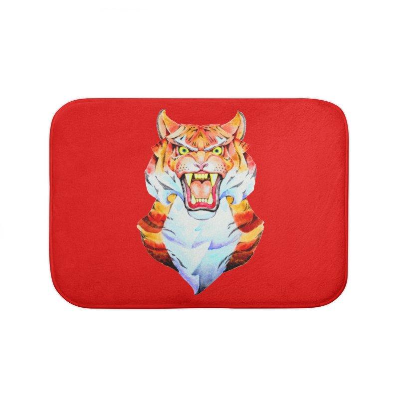 Tiger roar   by villainmazk's Artist Shop