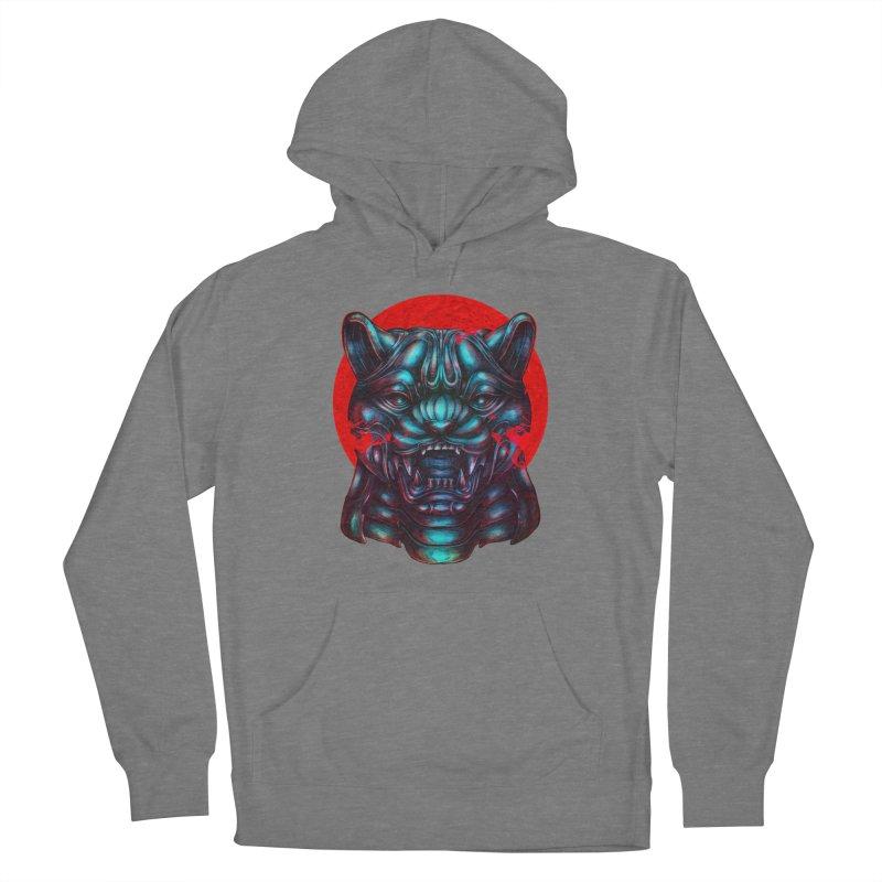 Blood Moon Panther Women's Pullover Hoody by villainmazk's Artist Shop