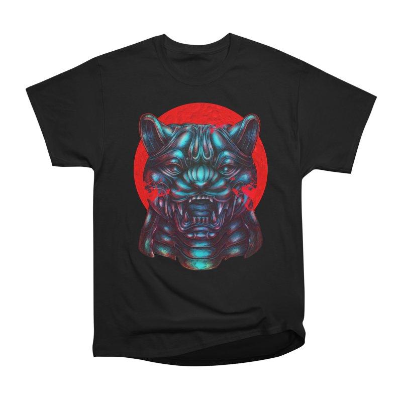 Blood Moon Panther Women's T-Shirt by villainmazk's Artist Shop