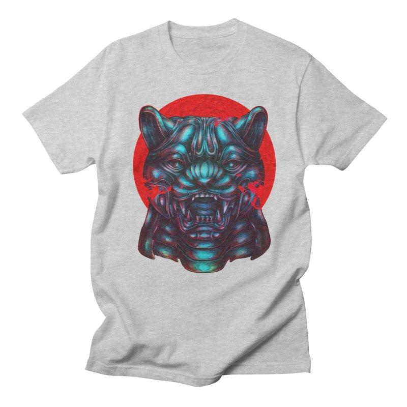 Blood Moon Panther Women's Regular Unisex T-Shirt by villainmazk's Artist Shop