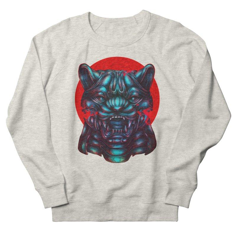Blood Moon Panther Women's Sweatshirt by villainmazk's Artist Shop
