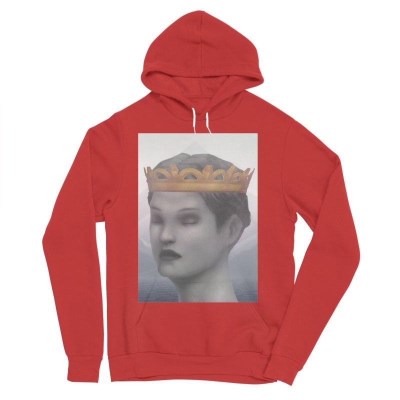 KING OF THE WASTELAND Women's Sponge Fleece Pullover Hoody by villainmazk's Artist Shop