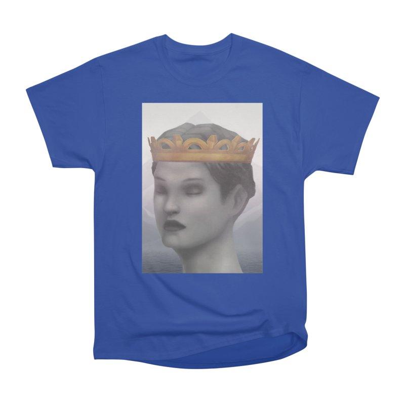 KING OF THE WASTELAND Women's Heavyweight Unisex T-Shirt by villainmazk's Artist Shop