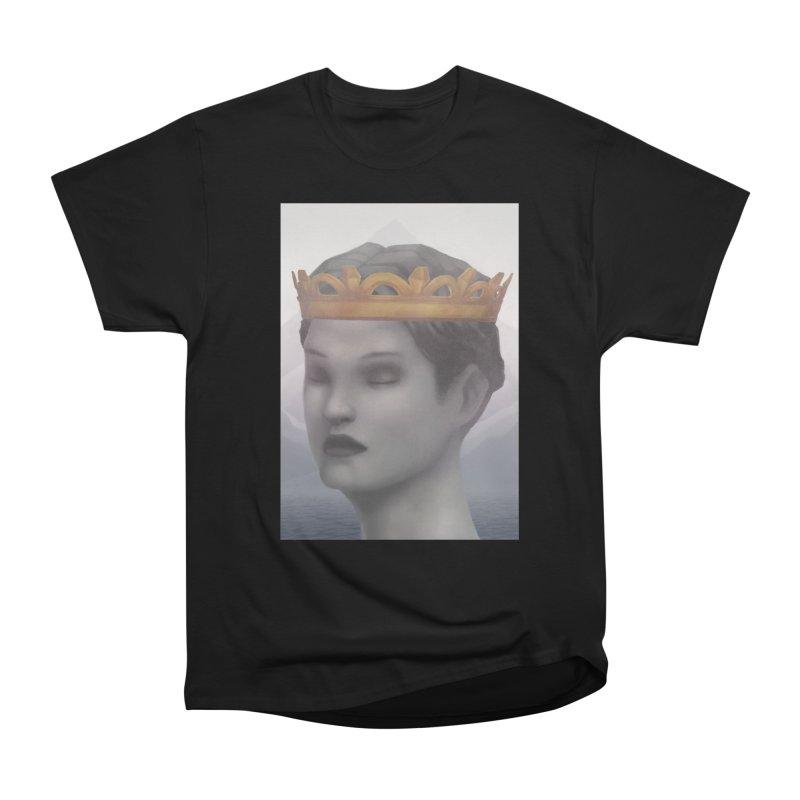 KING OF THE WASTELAND Men's Heavyweight T-Shirt by villainmazk's Artist Shop