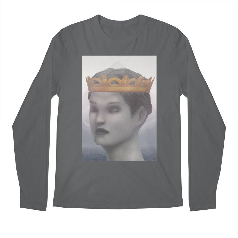 KING OF THE WASTELAND Men's Longsleeve T-Shirt by villainmazk's Artist Shop