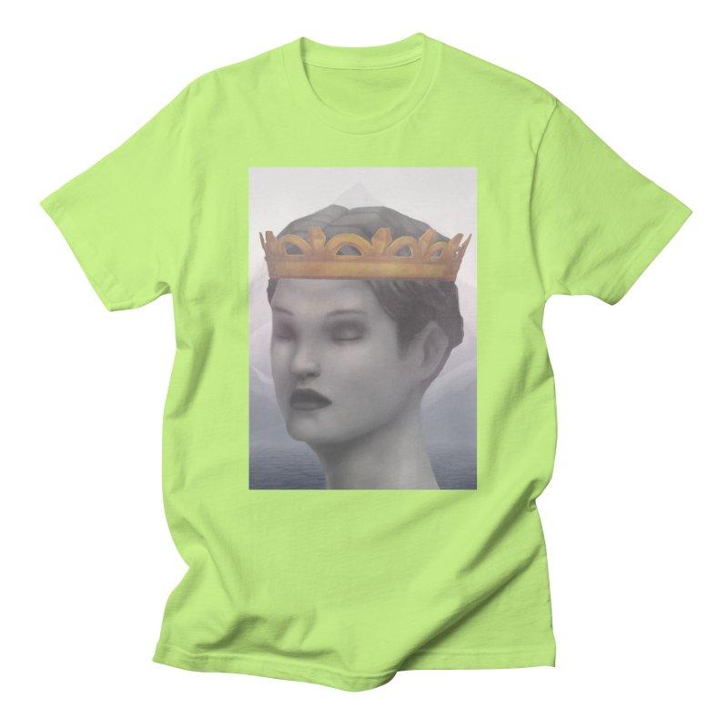 KING OF THE WASTELAND Men's T-Shirt by villainmazk's Artist Shop