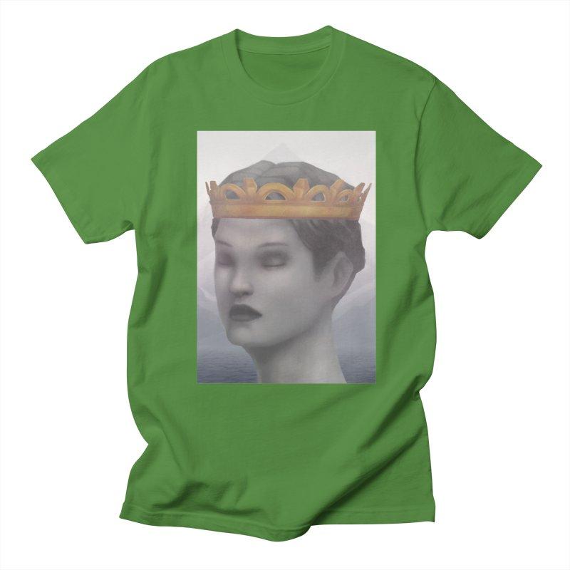KING OF THE WASTELAND Women's Regular Unisex T-Shirt by villainmazk's Artist Shop