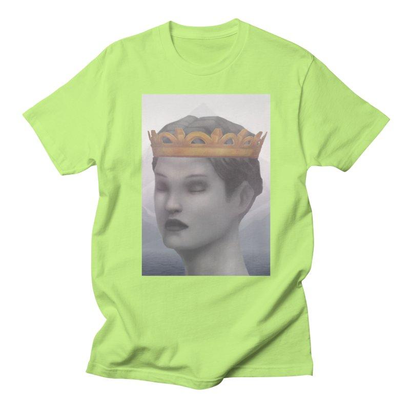 KING OF THE WASTELAND Men's Regular T-Shirt by villainmazk's Artist Shop
