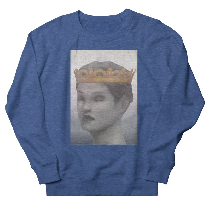 KING OF THE WASTELAND Men's Sweatshirt by villainmazk's Artist Shop