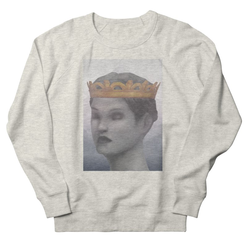 KING OF THE WASTELAND Men's French Terry Sweatshirt by villainmazk's Artist Shop