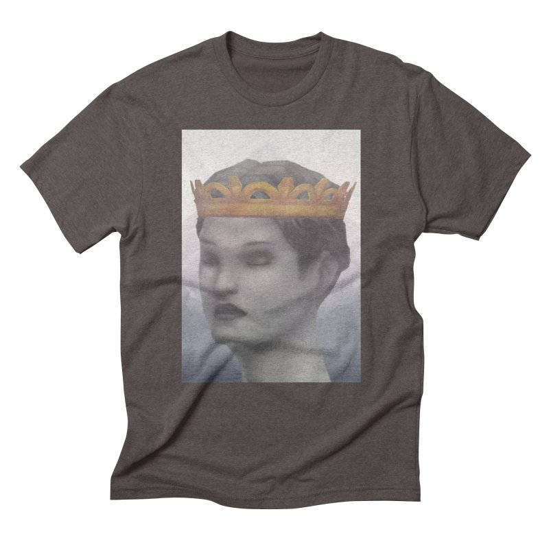 KING OF THE WASTELAND Men's Triblend T-Shirt by villainmazk's Artist Shop