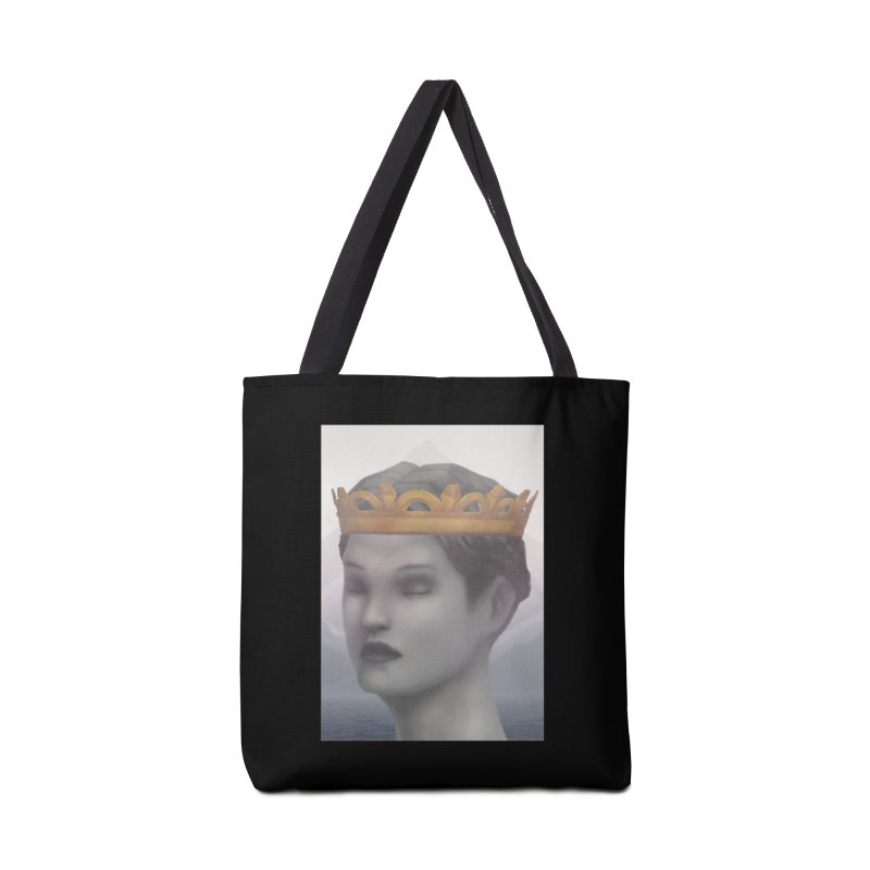 KING OF THE WASTELAND Accessories Tote Bag Bag by villainmazk's Artist Shop