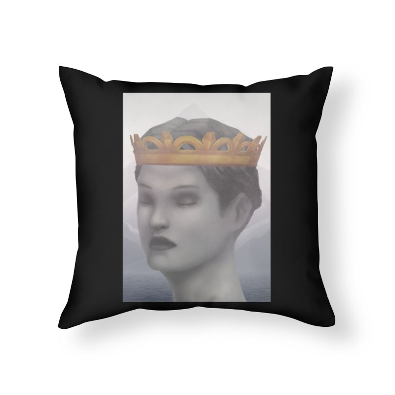 KING OF THE WASTELAND Home Throw Pillow by villainmazk's Artist Shop