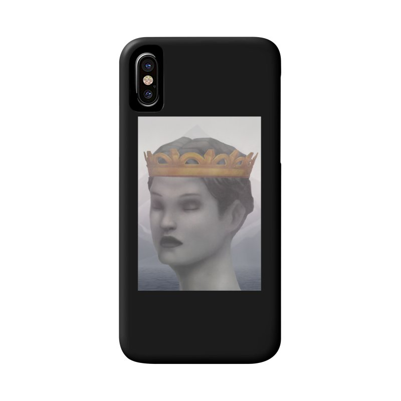 KING OF THE WASTELAND Accessories Phone Case by villainmazk's Artist Shop