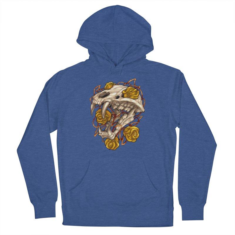 Golden Panther Men's Pullover Hoody by villainmazk's Artist Shop