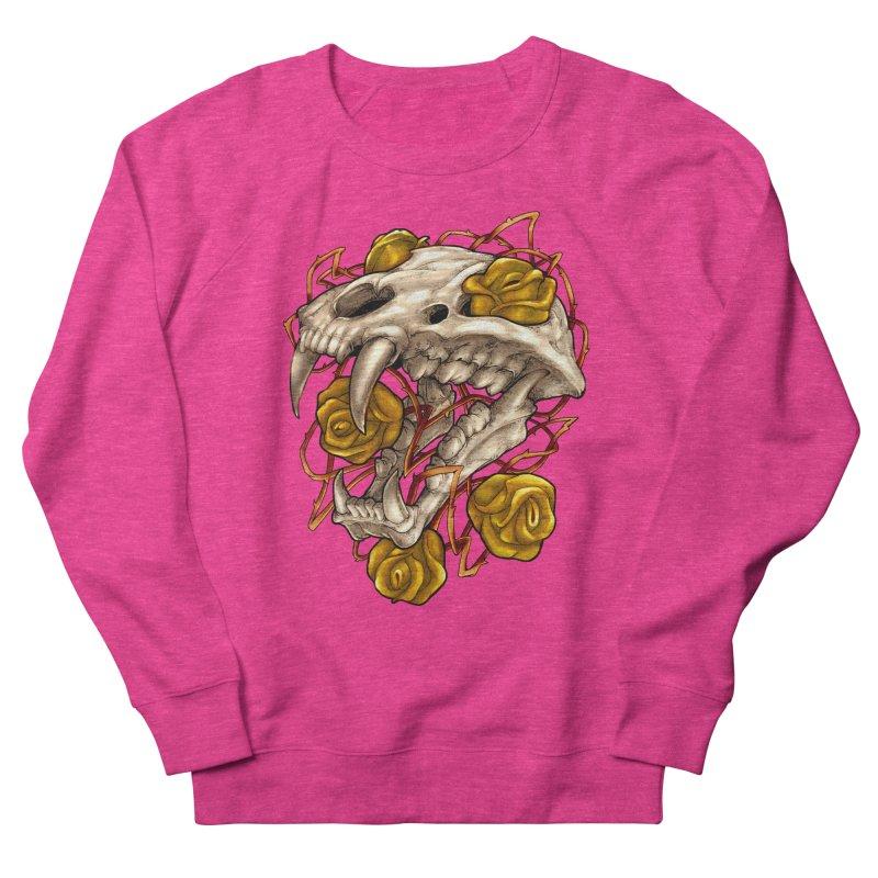 Golden Panther Women's Sweatshirt by villainmazk's Artist Shop