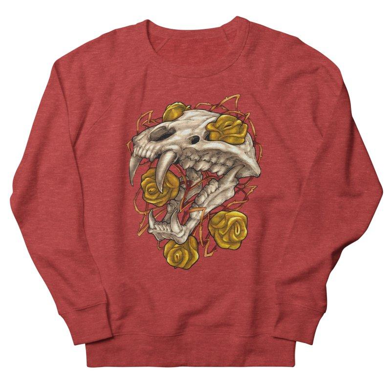 Golden Panther Men's Sweatshirt by villainmazk's Artist Shop