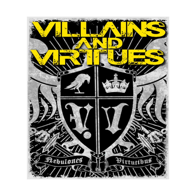 Dirty Coat of Arms by Villains and Virtues Merch Store