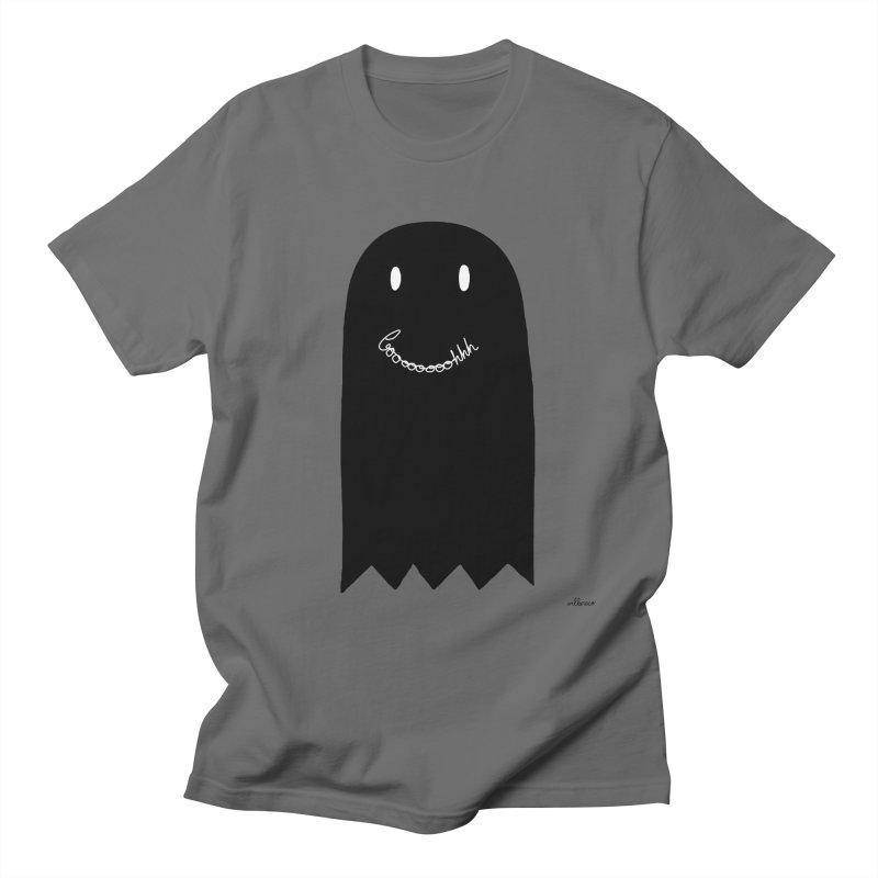Boooh Men's T-Shirt by villaraco's Artist Shop