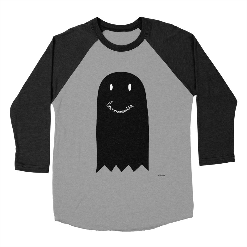 Boooh Men's Longsleeve T-Shirt by villaraco's Artist Shop