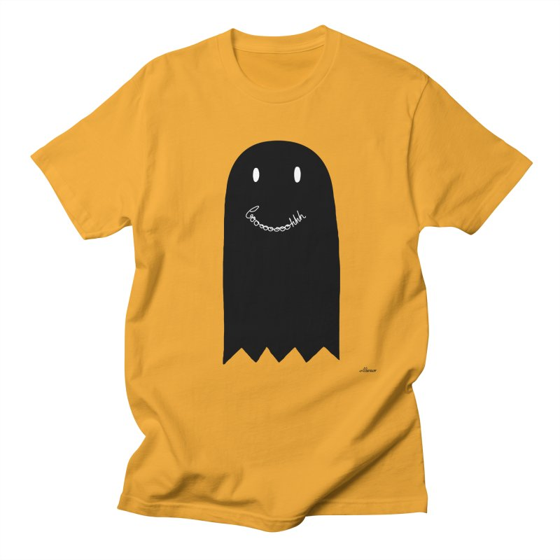 Boooh Men's T-Shirt by villaraco's Artist Shop