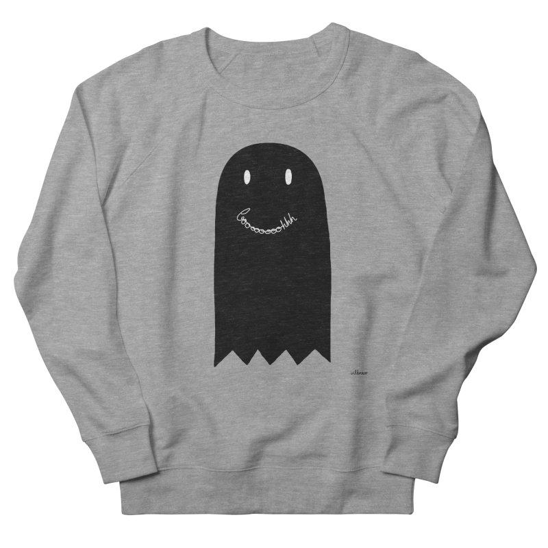 Boooh Women's Sweatshirt by villaraco's Artist Shop