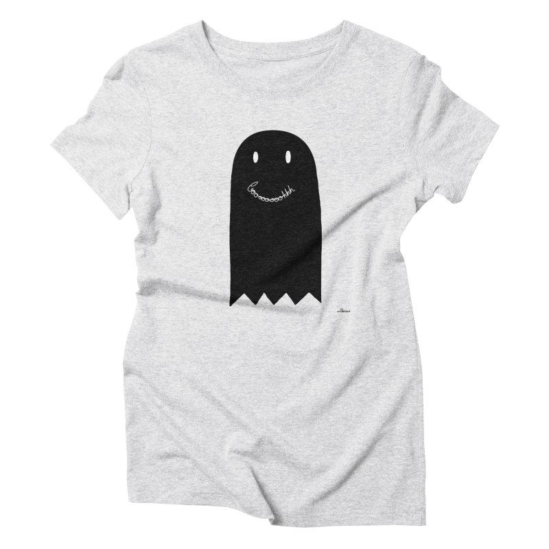 Boooh Women's T-Shirt by villaraco's Artist Shop
