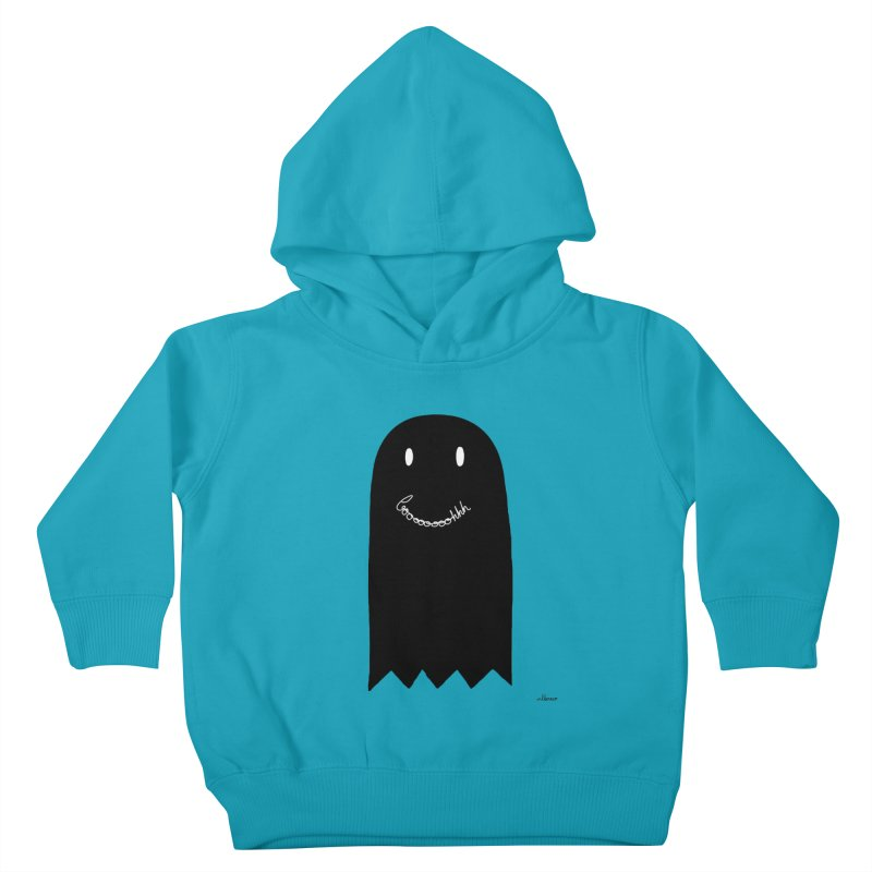 Boooh Kids Toddler Pullover Hoody by villaraco's Artist Shop